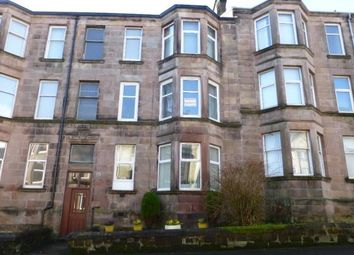 Thumbnail 2 bed flat for sale in Binnie Street, Greenock