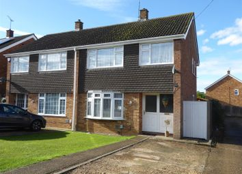 Thumbnail 3 bed semi-detached house for sale in Radnor Road, Luton