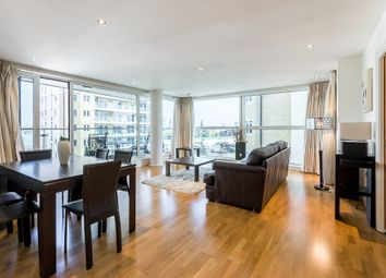 Thumbnail 2 bed flat to rent in Lensbury Avenue, Fulham SW6, Imperial Wharf,