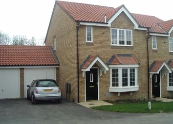Thumbnail 3 bed semi-detached house to rent in Boroughbridge, Oakhill, Milton Keynes