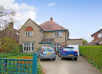 Thumbnail 4 bed detached house for sale in Spring Road, Letchworth Garden City