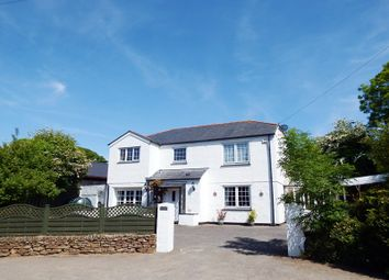 4 bed detached house for sale in Penhallow, Truro TR4