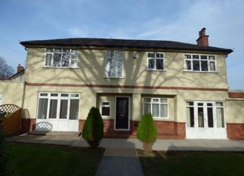 Thumbnail 5 bed detached house for sale in Park Avenue, Wrexham, Wrecsam
