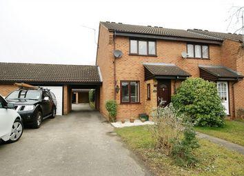 Thumbnail 2 bed end terrace house for sale in Ellenborough Close, Thorley, Bishop's Stortford