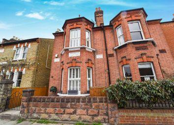 Thumbnail 4 bed semi-detached house for sale in Heath Gardens, Twickenham
