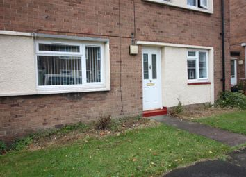 Thumbnail 2 bed flat for sale in Wansbeck Avenue, Blyth