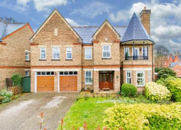 Thumbnail 7 bed detached house for sale in Clarence Gate, Woodford Green