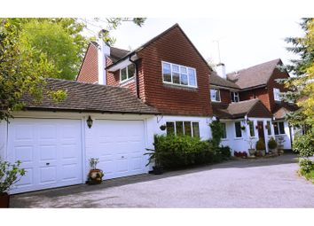 Thumbnail 5 bed detached house for sale in Seven Hills Close, Walton-On-Thames