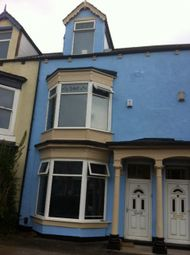 Thumbnail 7 bed shared accommodation to rent in Crescent Road, Middlesbrough