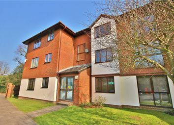 Thumbnail 1 bed flat for sale in Wyvern Place, Addlestone, Surrey