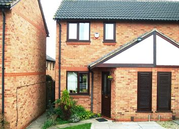 Thumbnail 2 bed semi-detached house for sale in Birkenshaw Road, Leicester