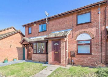 Thumbnail 2 bed terraced house for sale in Cookson Close, Peterborough
