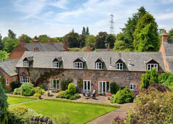 Thumbnail 4 bed barn conversion for sale in Swithland Lane, Rothley, Leicester