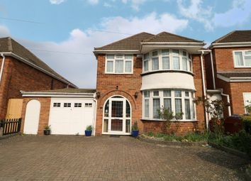 Thumbnail 3 bed detached house for sale in Pickwick Grove, Moseley, Birmingham