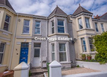 Thumbnail 1 bedroom flat to rent in Gifford Terrace Road, Mutley, Plymouth