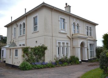 Thumbnail 2 bedroom flat to rent in Fernie Knowe, 4 Coastguard Road, Budleigh Salterton, Devon