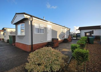 Thumbnail 1 bedroom mobile/park home for sale in Lynwood Park, Warton, Preston, Lancashire