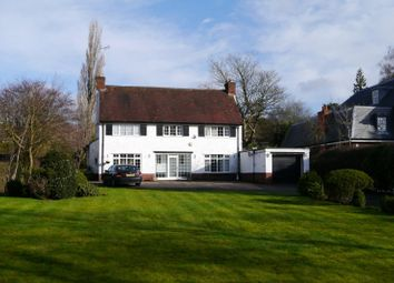Thumbnail 5 bed detached house for sale in Stanhope Road, Bowdon, Altrincham