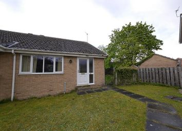 Thumbnail 2 bed semi-detached bungalow for sale in Bellhouse Way, Foxwood, York