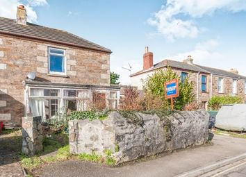 Thumbnail 2 bed semi-detached house for sale in Illogan Highway, Redruth, Cornwall