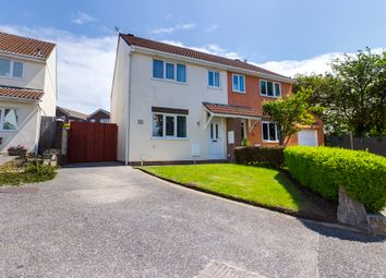 Thumbnail 3 bed semi-detached house for sale in Dawlish Street, Newton, Swansea