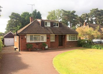 Thumbnail 3 bed detached house for sale in Finchampstead Road, Finchampstead