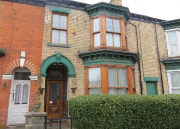 Thumbnail 4 bedroom terraced house for sale in De Grey Street, Hull, East Yorkshire
