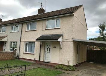 Thumbnail 2 bed semi-detached house to rent in Greenhill Rise, Corby