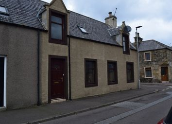 Thumbnail 3 bed terraced house to rent in King Street, Burghead, Elgin