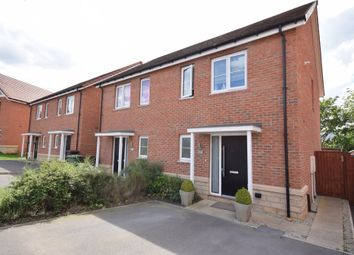 Thumbnail 2 bed semi-detached house for sale in Ilberts Way, Pontefract