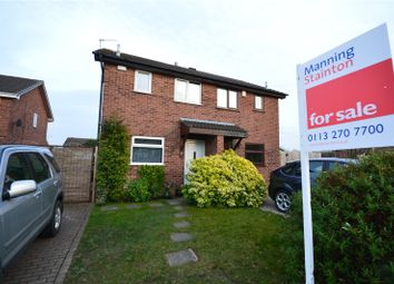 2 bed semi-detached house for sale in Lea Park Close, Leeds, West Yorkshire LS10