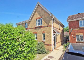 Thumbnail 2 bed semi-detached house for sale in Wildflower Way, Bedford