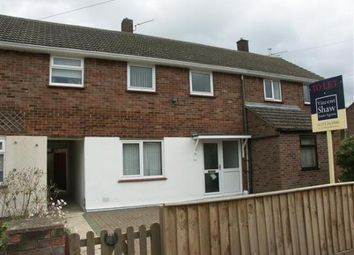 Thumbnail 2 bed terraced house to rent in Perse Way, Cambridge