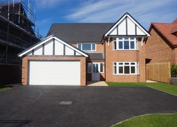 Thumbnail 4 bed detached house for sale in Lon Ty Gwyn, Aberbargoed, Caerphilly
