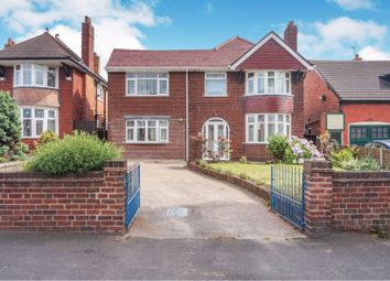 Thumbnail 5 bed detached house for sale in Bilston Road, Willenhall