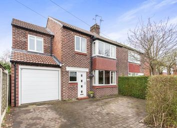 Thumbnail 4 bed semi-detached house for sale in Lilac Avenue, Knutsford, Cheshire
