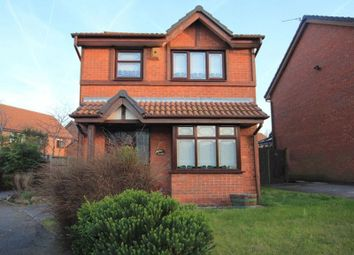 Thumbnail 3 bed detached house for sale in Foxleigh, Halewood, Liverpool