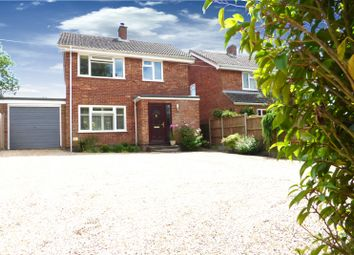 Thumbnail 3 bed detached house for sale in Broaden Lane, Hempnall, Norwich