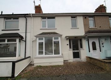 Thumbnail 2 bedroom terraced house to rent in Wembley Street, Swindon
