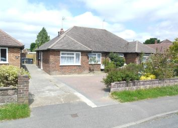 Thumbnail 2 bed semi-detached bungalow for sale in Northway, Burgess Hill