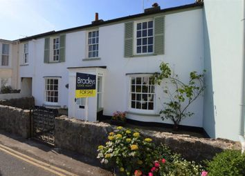Thumbnail 3 bed terraced house for sale in The Green, Shaldon, Devon