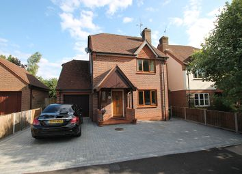 Thumbnail 4 bed detached house for sale in Bancroft Road, Maidenbower, Crawley, West Sussex.