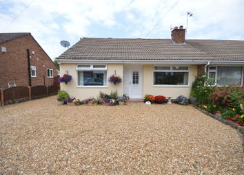 Thumbnail 2 bed semi-detached bungalow for sale in Haddon Drive, Heswall, Wirral