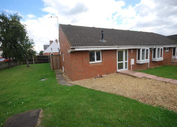 Thumbnail 2 bed semi-detached bungalow for sale in Eaton Gardens, Spalding
