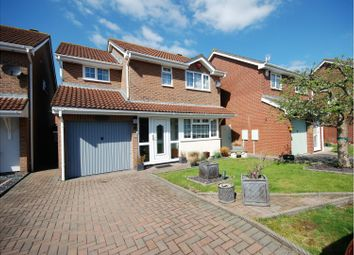 Thumbnail 4 bedroom detached house for sale in Palmers Road, Glastonbury