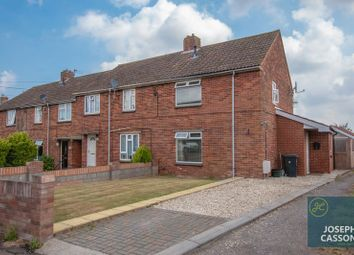 Thumbnail 3 bed end terrace house for sale in Blakes Road, Wembdon, Bridgwater