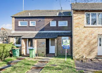 Thumbnail 1 bed terraced house for sale in Red Admiral Street, Horsham