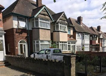 Thumbnail 3 bed semi-detached house to rent in Burney Lane, Birmingham