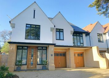 Thumbnail 5 bed detached house for sale in Greenwood Avenue, Lilliput, Poole, Dorset