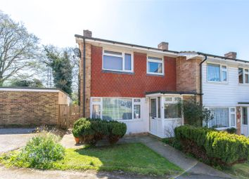Thumbnail 3 bed terraced house for sale in Holly Close, Heathfield